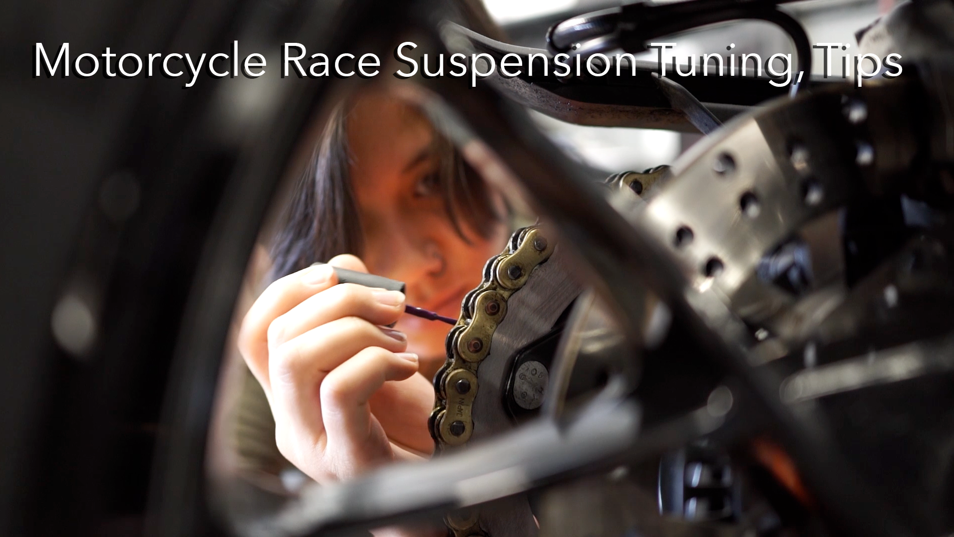 roadracing suspension tuning